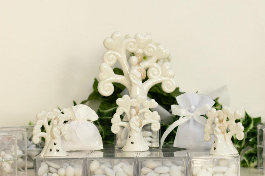 bomboniera albero della vita bianco matrimonio Grosseto giorni lieti