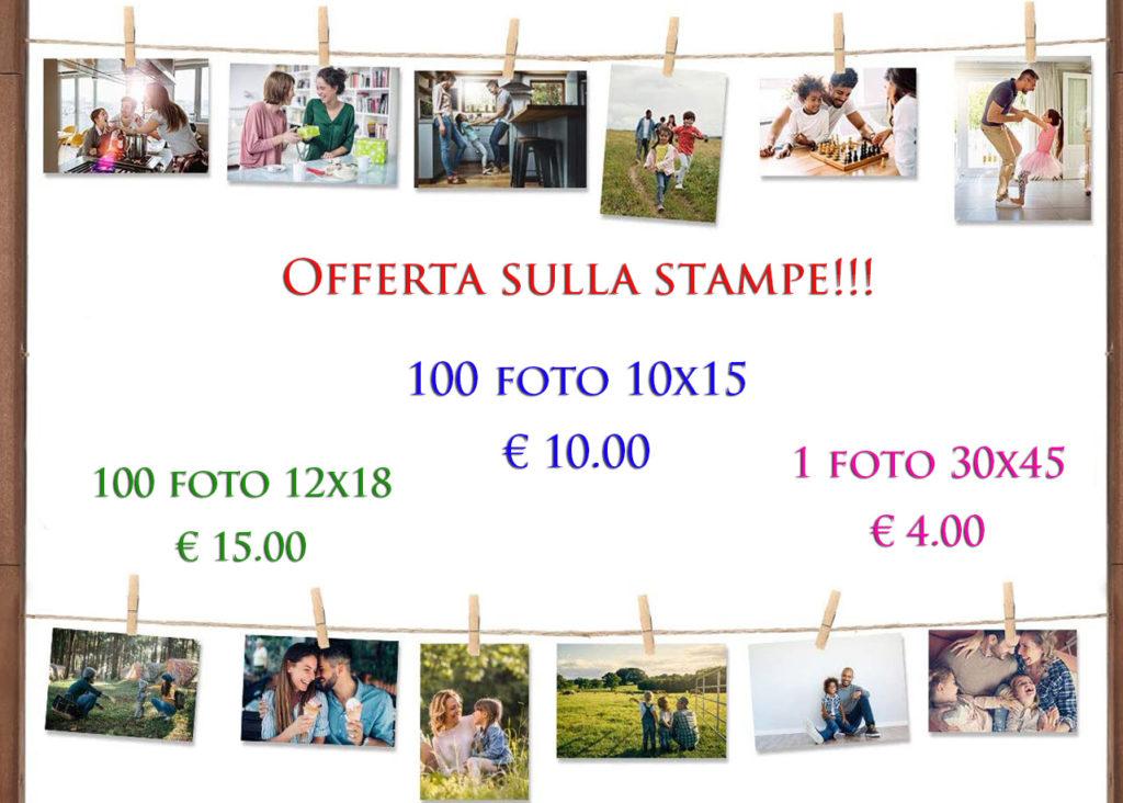 offerte per la stampa delle tue fotografie a grosseto