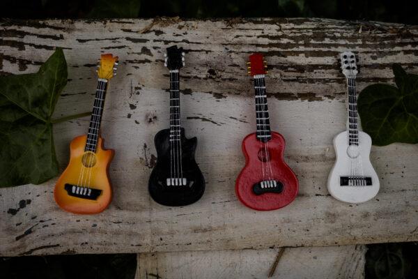 bomboniera chitarra